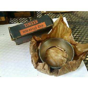 Timken  HM 89410 TAPERED ROLLER cup new old stock made in USA