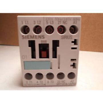 Siemens 3RT1016-1AP62 Contactor
