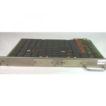 Siemens PP226 Sinumerik MS122 A 6FX1192-3AA00 5482199001