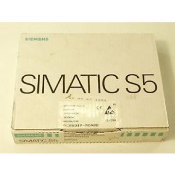 Siemens 6ES5312-5CA22 Anschaltung IM 312  > ungebraucht! <
