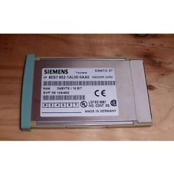 Siemens 6ES7 952-1AL00-0AA0 6ES7952-1AL00-0AA0