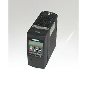 Siemens MICROMASTER 420 6SE6420-2UC17-5AA1 6SE6400-0AP00-0AA1