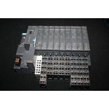 Siemens baugruppe Simatic S7 ET200S IM151-7 6ES7 151-7FA21-0AB0 PM-E 8DO 4DI 4DO