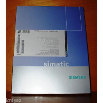Siemens *NEW SEALED* SIMATIC 6AV6613-0AA51-3CA5 WinCC Flexible 2008 Advanced