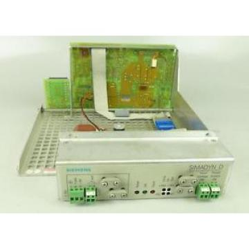 Siemens PP793 Power Supply Simadyn D 6EW1810-2AA Version G