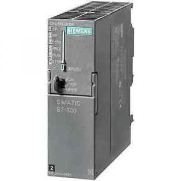Siemens S7 300 6ES7 315-2AH14-0AB0 NIB 6ES73152AH140AB0 6ES7315-2AH14-0AB0