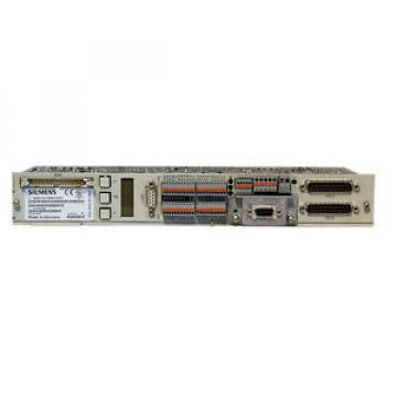Siemens 6SN1118-1NH01-0AA1 VERSION F 6SN1 118-1NH01-0AA1