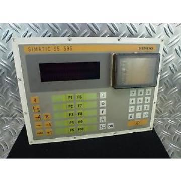 Siemens T1452 Simatic 6ES5 395-0UA21 E-11 6ES5395-0UA21