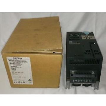 Siemens 6SL3224-0BE22-2UA0 SINAMICS POWER MODULE 240 2.2 kW, 3-Phase In