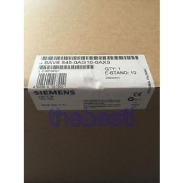 Siemens 1 PC  6AV6 545-0AG10-0AX0 Touch Panel 6AV6545-0AG10-0AX0 In Box UK