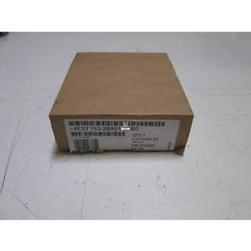 Siemens INTERFACE 6ES7 153-2BA01-0XB0 *NEW IN BOX*