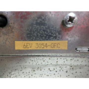 Siemens POWER SUPPLY 6EV-3054-0FC