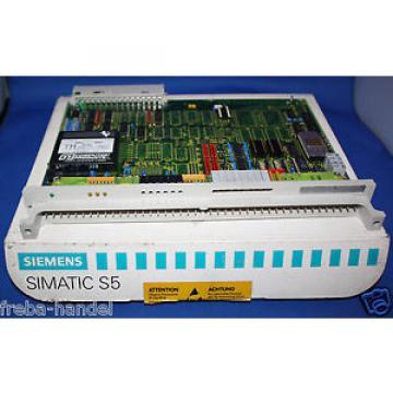 Siemens NEU NEW 6ES5243-1AB11 6ES5 243-1AB11 S5 SCHNELLE EINGABE FAST INPUT