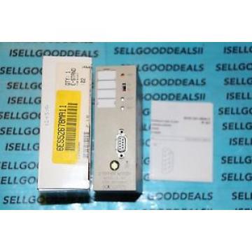 Siemens 6ES5267-8MA11 Stepper Motor Control Module 6ES52678MA11