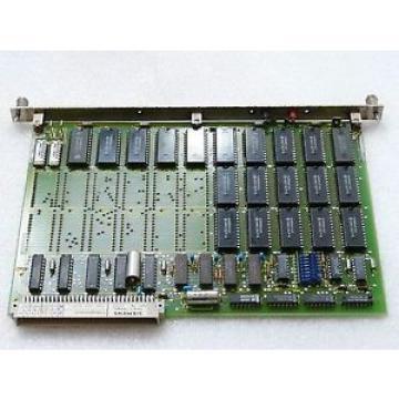 Original SKF Rolling Bearings Siemens 6FX1190-1AG00 Sinumerik RAM Speicher Karte E Stand  A