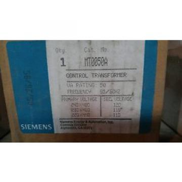 Siemens MT0050A Control Transformer, 50VA VA Rating,