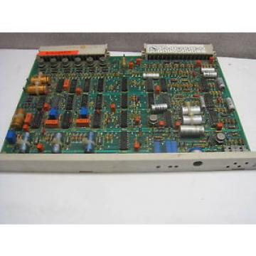 Siemens 6SC9111-2AD1 CONTROL BOARD 6SC91112AD1