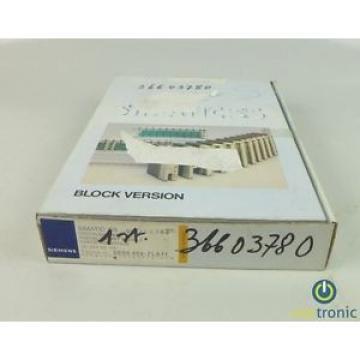 Siemens TU640 6ES5454-7LA11 E4 OVP Siegel geöffnet Karton beschmutzt