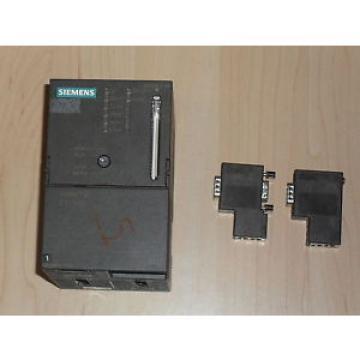 Siemens 6ES7 315-2AF01-0AB0 6ES7315-2AF01-0AB0 + 2 IBUS CONNECTOR E-Stand:04