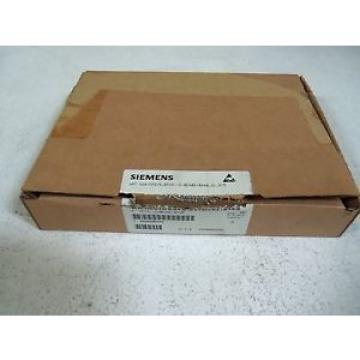 Siemens 6FC5112-0EA02-0AA0 INTERFACE MODULE *USED*