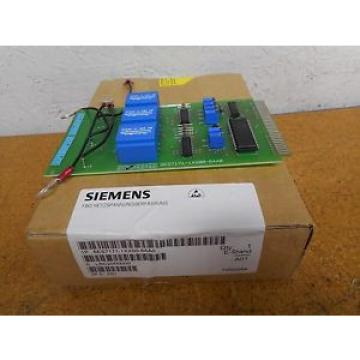 Original SKF Rolling Bearings Siemens 6ES7 171-1XX00-6AA0 Heat Control Board In  Box