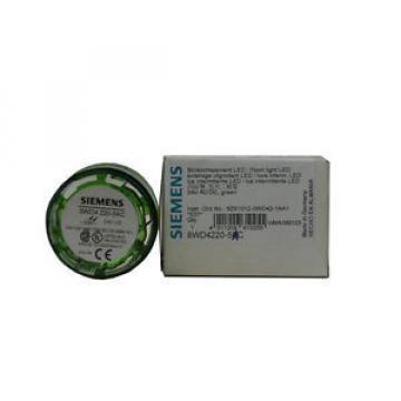 Siemens 8WD4220-5AC Dauerlichtelement mit integrierter LED grün AC/DC 24 NEW