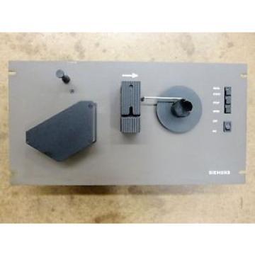 Siemens 6FC3984-1FC Leser T40 mit Zugspule