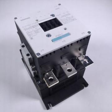 Siemens 3RT1065-6AF36 132KW 400V AC-3 AC 40-60HZ NFP