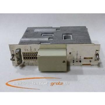 Siemens 6EV3054-0FC Sinumerik Stromversorgung E Stand J