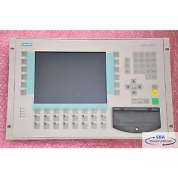 Siemens Simatic OP37 / Typ 6AV3637-1ML00-0FX0 Vers.B02/ Typ 6AV3 647-1ML00-0FX0