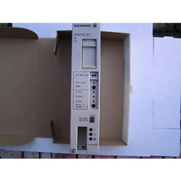 Original SKF Rolling Bearings Siemens 6ES5951-7LB14 Modular Power Supply NEW!!! Free  Shipping