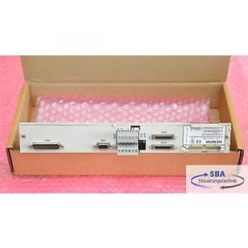 Original SKF Rolling Bearings Siemens Simodrive 611 Digital Regeleinschub Typ 6SN1118-0DJ21-0AA2 Version:  B