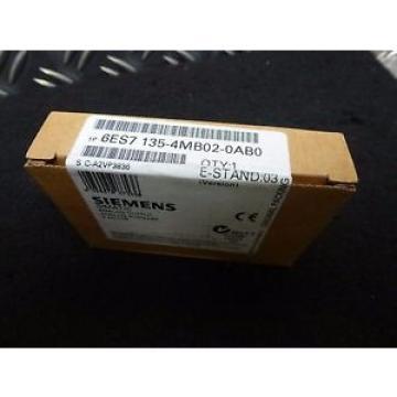 Siemens T3165 Simatic 6ES7 135-4MB02-0AB0 E-3 6ES7135-4MB02-0AB0 Analog Output