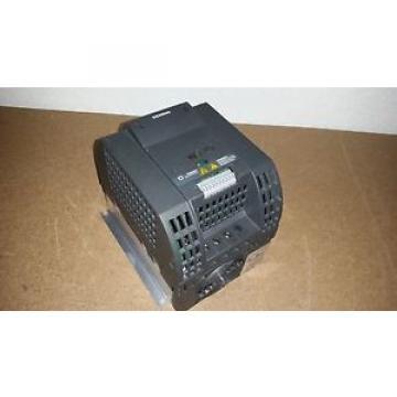 Siemens 6SL3211-0AB21-1UA1 Gebraucht/ FREQUENZUMRICHTER SINAMICS G110