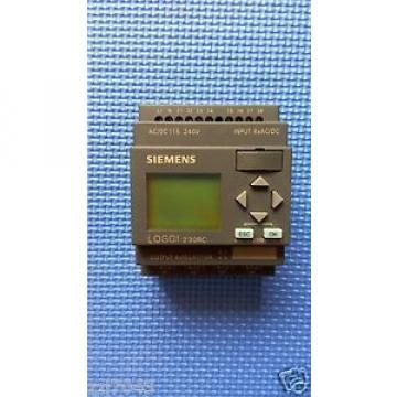 Siemens 1pc LOGO 6ED1 052-1FB00-0BA4