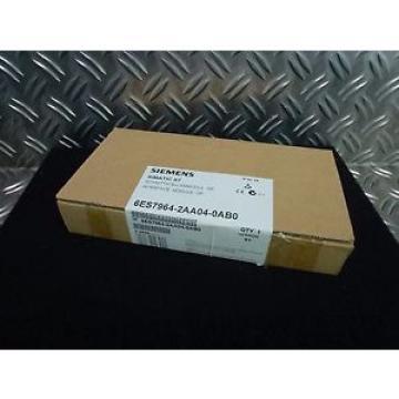 Original SKF Rolling Bearings Siemens T2030 Simatic 6ES7 964-2AA04-0AB0 E-1 6ES7 964-2AA04-0AB0 in  OVP