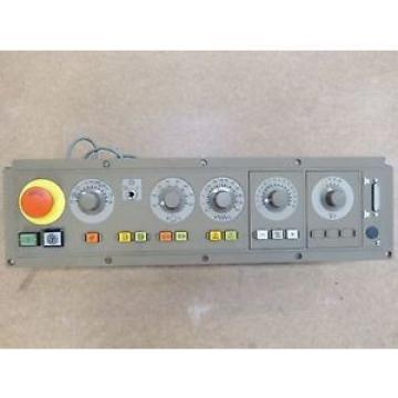 Siemens 6FC3498-3EF Maschinensteuertafel mit 6FC3984-3RA