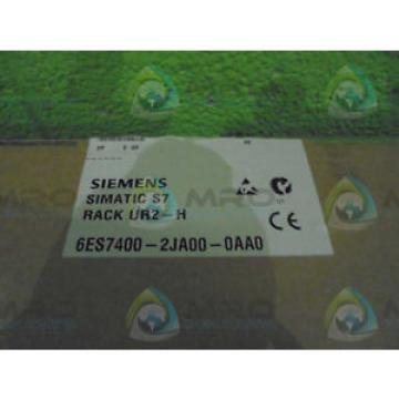 Siemens 6ES7400-2JA00-0AA0 RACK UR2 *FACTORY SEAL*