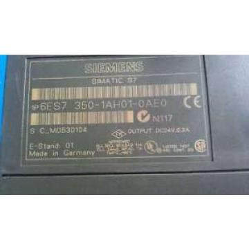 Siemens  PLC module 6ES7 3501AH010AE0 6ES7 350-1AH01-0AE0 Tested