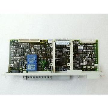 Siemens 6SN1118-0AA11-0AA0 Simodrive Regelungseinschub