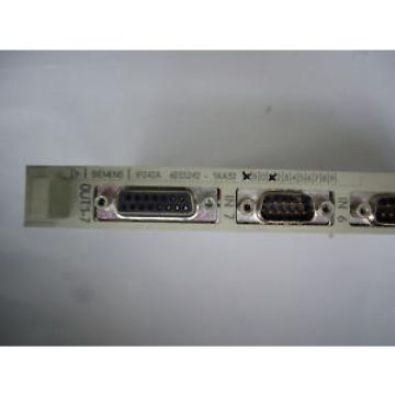 Siemens 6ES5242-1AA32.COUNTER MODULE. XLT FAST SHIPPING