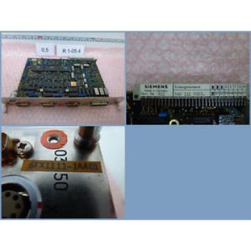 Siemens 6FX1 111-1AA01, 6FX1111-1AA01