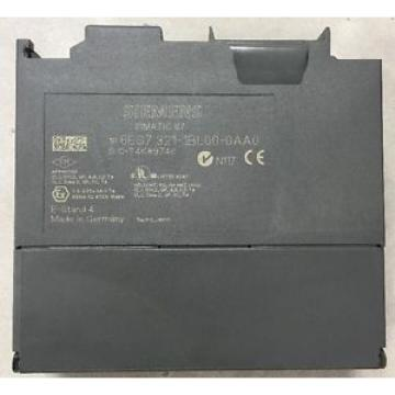 Siemens Simatic S7 1P 6ES7 321-1BL00-0AA0 | SM321 DI 32xDC24V