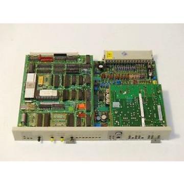 Siemens Teleperm M 6DS1400-8AA Reglerbaugruppe E Stand 14
