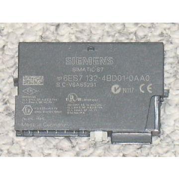 Siemens 6ES7 132-4BD01-0AA0 Digital Output Module
