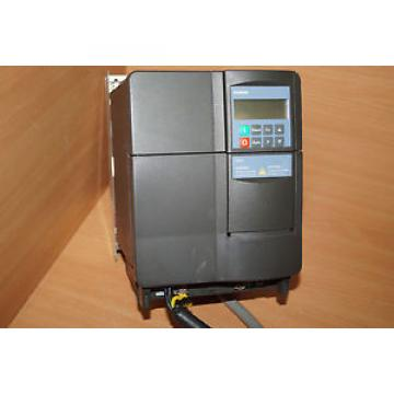 Siemens 6SE6 436-2BD27-5CA0 Micromaster 7,5 kW 6SE6436-2BD27-5CA0