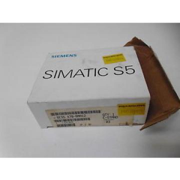 Siemens SIMATIC S5 6ES5 470-8MA12 OUTPUT MODULE *NEW IN BOX*