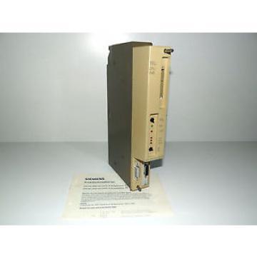 Siemens Simatic S5 6ES5945-7UA23 115U CPU945 Neuwertig.