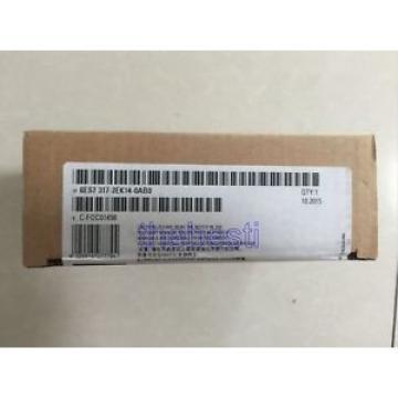 Original SKF Rolling Bearings Siemens 1 PC  6ES7 317-2EK14-0AB0 6ES7317-2EK14-0AB0 In Box  UK