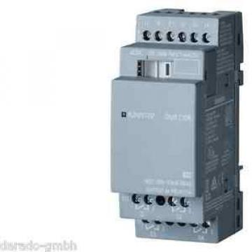 Siemens SPS-Erweiterungsmodul 8 LOGO! DM8 230R 0BA2 6ED1055-1FB00-0BA2